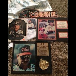 Dale Earnhardt Collectible Pictures